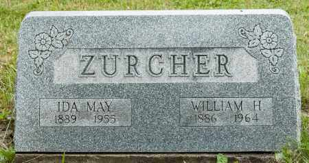ZURCHER, IDA MAY - Wayne County, Ohio | IDA MAY ZURCHER - Ohio Gravestone Photos
