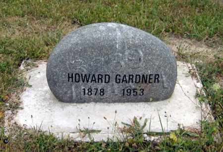 GARDNER, HOWARD - Williams County, Ohio | HOWARD GARDNER - Ohio Gravestone Photos