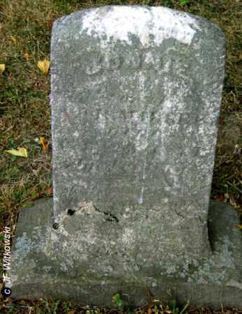 GRISIER, JOHNIE - Williams County, Ohio | JOHNIE GRISIER - Ohio Gravestone Photos