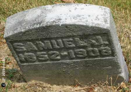 J. MOORE, SAMUEL - Williams County, Ohio   SAMUEL J. MOORE - Ohio Gravestone Photos