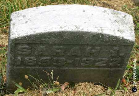 MOORE, SARAH I. - Williams County, Ohio | SARAH I. MOORE - Ohio Gravestone Photos