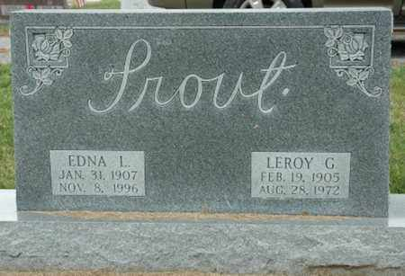 TROUT, LEROY G. - Wood County, Ohio | LEROY G. TROUT - Ohio Gravestone Photos