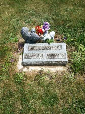 WITTENMYER, RICHARD HOBART - Wood County, Ohio | RICHARD HOBART WITTENMYER - Ohio Gravestone Photos