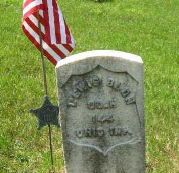 BLON, LEWIS - Wyandot County, Ohio | LEWIS BLON - Ohio Gravestone Photos