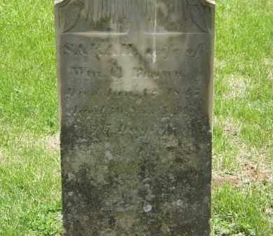 BROWN, WM. C. - Wyandot County, Ohio | WM. C. BROWN - Ohio Gravestone Photos