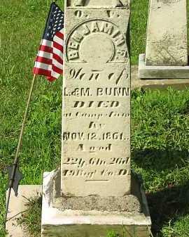 BUNN, L. - Wyandot County, Ohio | L. BUNN - Ohio Gravestone Photos
