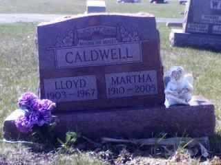 CALDWELL, LLOYD - Wyandot County, Ohio   LLOYD CALDWELL - Ohio Gravestone Photos