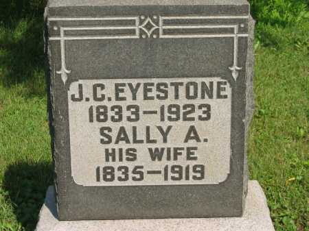 EYESTONE, SALLAY A. - Wyandot County, Ohio | SALLAY A. EYESTONE - Ohio Gravestone Photos