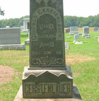 GERSTENLAUER, GODFRED - Wyandot County, Ohio | GODFRED GERSTENLAUER - Ohio Gravestone Photos