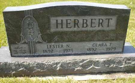 MOSER HERBERT, CLARA F. - Wyandot County, Ohio | CLARA F. MOSER HERBERT - Ohio Gravestone Photos