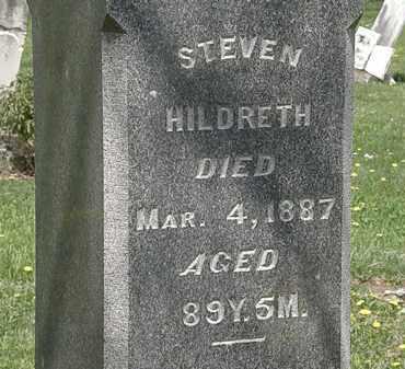 HILDRETH, STEVEN - Wyandot County, Ohio   STEVEN HILDRETH - Ohio Gravestone Photos