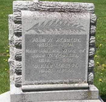 KENNEDY, MARY - Wyandot County, Ohio | MARY KENNEDY - Ohio Gravestone Photos