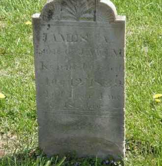 KENNEDY, J.W. - Wyandot County, Ohio | J.W. KENNEDY - Ohio Gravestone Photos