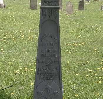 PENTZER, CATHARINE - Wyandot County, Ohio | CATHARINE PENTZER - Ohio Gravestone Photos