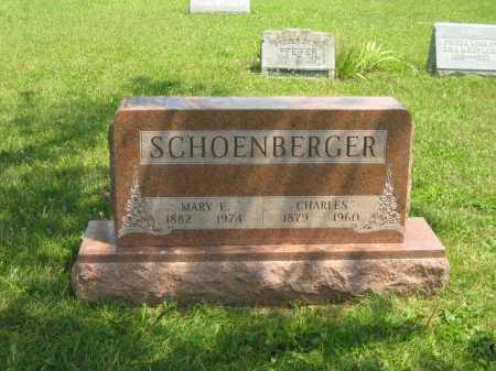 SCHOENBERGER, CHARLES - Wyandot County, Ohio | CHARLES SCHOENBERGER - Ohio Gravestone Photos