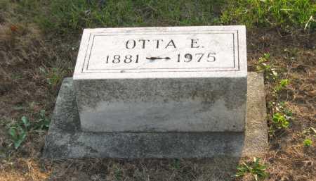 HOWE SCHOENBERGER, OTTA E. - Wyandot County, Ohio | OTTA E. HOWE SCHOENBERGER - Ohio Gravestone Photos