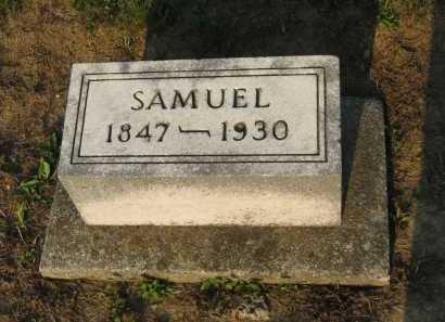 SCHOENBERGER, SAMUEL - Wyandot County, Ohio | SAMUEL SCHOENBERGER - Ohio Gravestone Photos