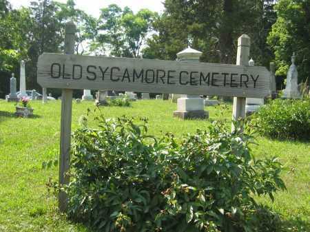 SIGN, ENTRANCE - Wyandot County, Ohio | ENTRANCE SIGN - Ohio Gravestone Photos