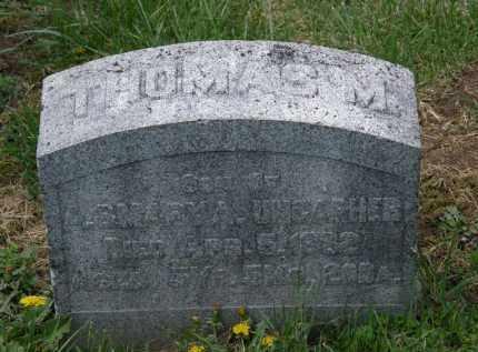UNCAPHER, MARY A. - Wyandot County, Ohio | MARY A. UNCAPHER - Ohio Gravestone Photos