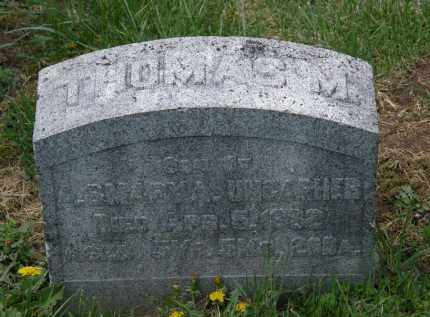 UNCAPHER, A. - Wyandot County, Ohio | A. UNCAPHER - Ohio Gravestone Photos