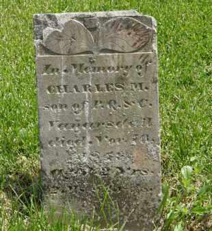 VANARSDALL, P.Q. - Wyandot County, Ohio   P.Q. VANARSDALL - Ohio Gravestone Photos
