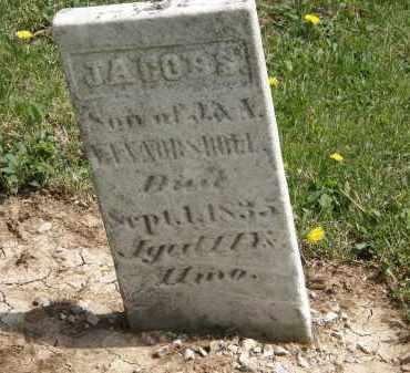 VANNORSDOLL, JACOB S. - Wyandot County, Ohio   JACOB S. VANNORSDOLL - Ohio Gravestone Photos
