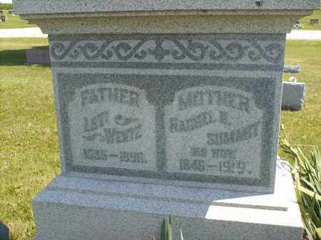 WENTZ, LEVI - Wyandot County, Ohio | LEVI WENTZ - Ohio Gravestone Photos