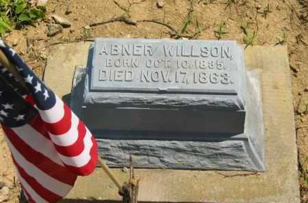 WILLSON, ABNER - Wyandot County, Ohio   ABNER WILLSON - Ohio Gravestone Photos