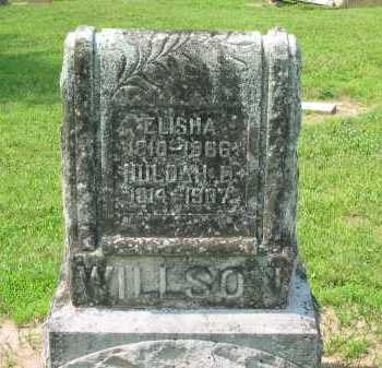 WILLSON, HULDA D. - Wyandot County, Ohio | HULDA D. WILLSON - Ohio Gravestone Photos