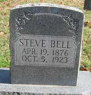 BELL, STEVEN - Adair County, Oklahoma | STEVEN BELL - Oklahoma Gravestone Photos