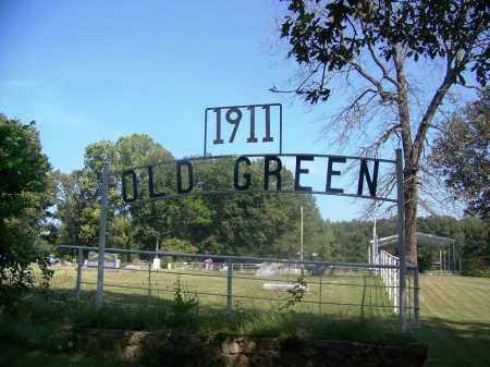 *GATE,  - Adair County, Oklahoma    *GATE - Oklahoma Gravestone Photos
