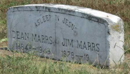 MARRS, DEAN - Adair County, Oklahoma | DEAN MARRS - Oklahoma Gravestone Photos