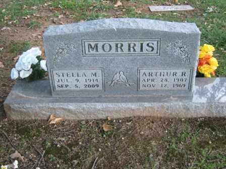 BENNETT MORRIS, STELLA M. - Adair County, Oklahoma   STELLA M. BENNETT MORRIS - Oklahoma Gravestone Photos