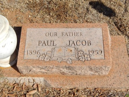 ALLENBACH, PAUL JACOB - Alfalfa County, Oklahoma | PAUL JACOB ALLENBACH - Oklahoma Gravestone Photos