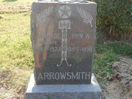 ARROWSMITH, CANDACE - Alfalfa County, Oklahoma | CANDACE ARROWSMITH - Oklahoma Gravestone Photos