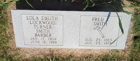 SMITH, FRED J - Alfalfa County, Oklahoma | FRED J SMITH - Oklahoma Gravestone Photos