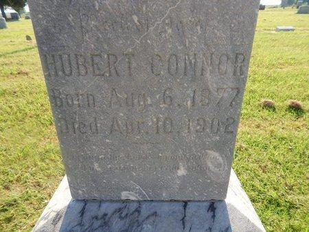 CONNOR, HUBERT (CLOSE-UP) - Alfalfa County, Oklahoma | HUBERT (CLOSE-UP) CONNOR - Oklahoma Gravestone Photos