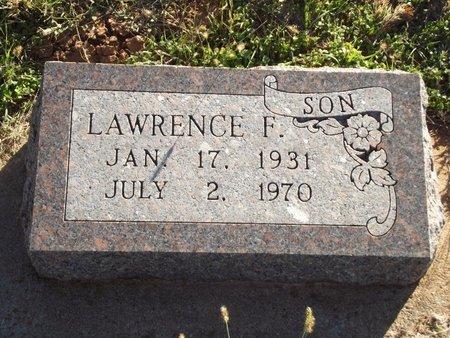 DAUGHHETEE, LAWRENCE F - Alfalfa County, Oklahoma   LAWRENCE F DAUGHHETEE - Oklahoma Gravestone Photos