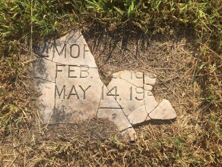 DICKSON, ELMOR LESLIE - Alfalfa County, Oklahoma | ELMOR LESLIE DICKSON - Oklahoma Gravestone Photos