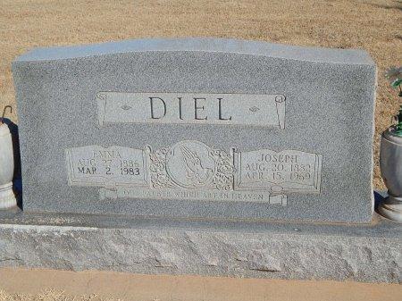 DIEL, EMMA - Alfalfa County, Oklahoma | EMMA DIEL - Oklahoma Gravestone Photos