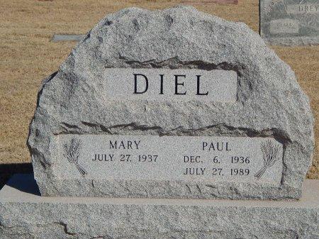 DIEL, PAUL - Alfalfa County, Oklahoma | PAUL DIEL - Oklahoma Gravestone Photos