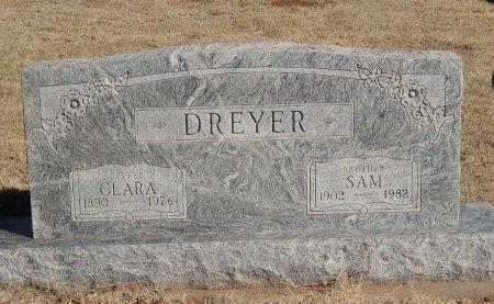 DREYER, SAM - Alfalfa County, Oklahoma | SAM DREYER - Oklahoma Gravestone Photos