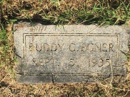 EGNER, BUDDY G - Alfalfa County, Oklahoma | BUDDY G EGNER - Oklahoma Gravestone Photos