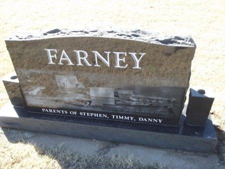 FARNEY, FAMILY MARKER - Alfalfa County, Oklahoma | FAMILY MARKER FARNEY - Oklahoma Gravestone Photos