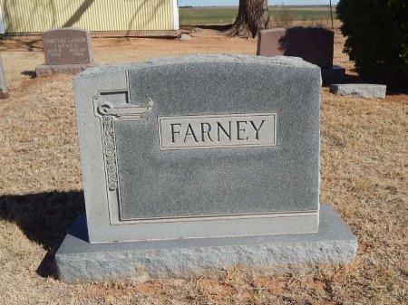 FARNEY, FAMILY STONE - Alfalfa County, Oklahoma | FAMILY STONE FARNEY - Oklahoma Gravestone Photos