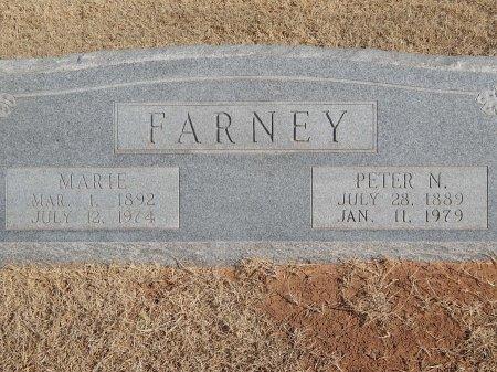 SCHOCK FARNEY, MARIE - Alfalfa County, Oklahoma | MARIE SCHOCK FARNEY - Oklahoma Gravestone Photos