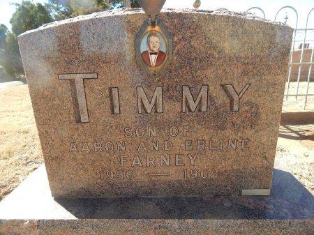 FARNEY, TIMMY - Alfalfa County, Oklahoma | TIMMY FARNEY - Oklahoma Gravestone Photos