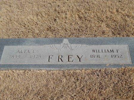 FREY, ALTA E - Alfalfa County, Oklahoma | ALTA E FREY - Oklahoma Gravestone Photos