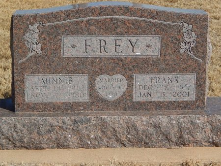 FREY, FRANK - Alfalfa County, Oklahoma | FRANK FREY - Oklahoma Gravestone Photos