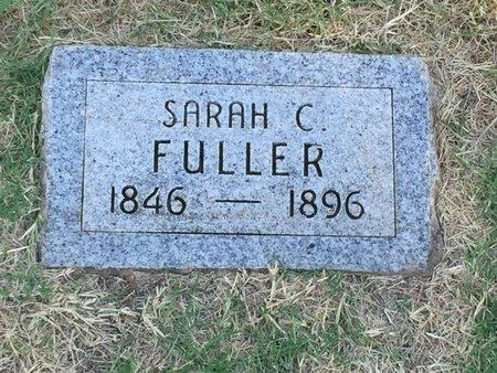 FULLER, SARAH C - Alfalfa County, Oklahoma | SARAH C FULLER - Oklahoma Gravestone Photos